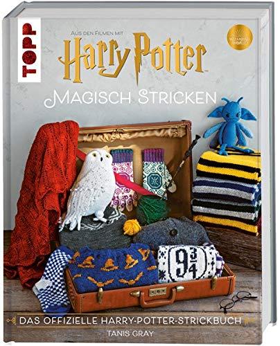 Harry Potter: Magisch stricken: Das offizielle Harry-Potter-Strickbuch. Aus den Filmen mit Harry Potter