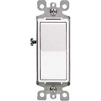 [DIAGRAM_5UK]  Leviton 107-5603-2WS 3-WAY Switch White - Wall Light Switches - Amazon.com | Leviton Wiring Diagram 3 Way Switch No 5603 |  | Amazon.com