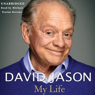 David Jason: My Life cover art