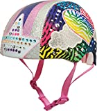 Raskullz Girls Jungle Love Sparklez Helmet