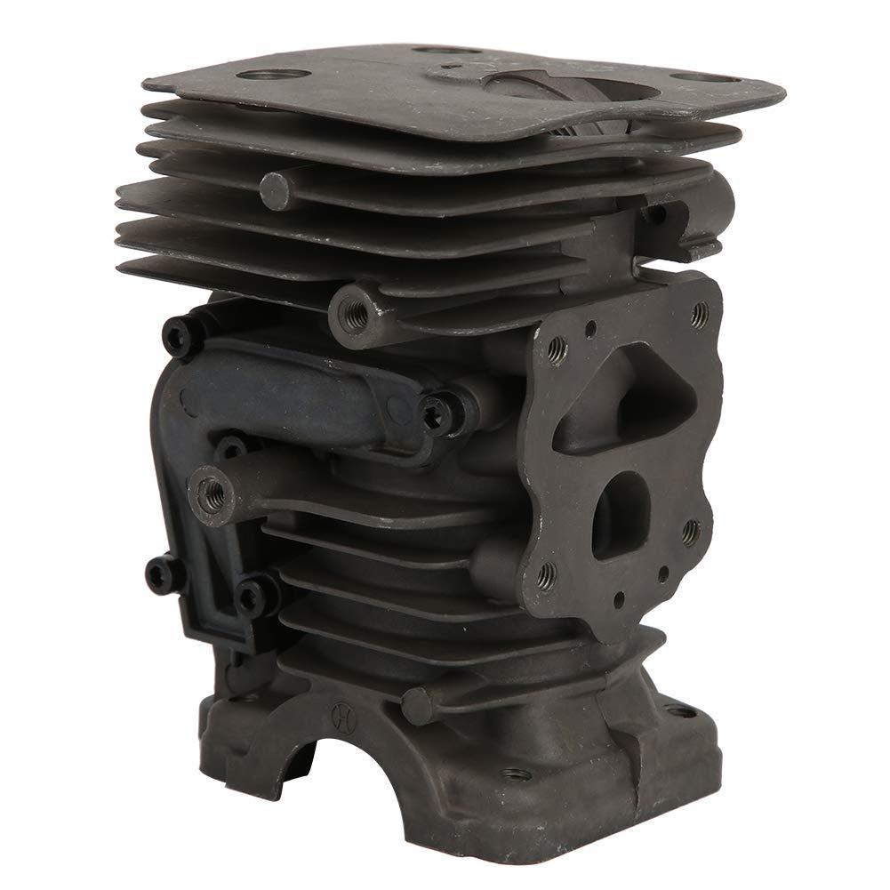Cilindro de motosierra, kit de juntas de pistón de mano de obra exquisita y usable con anillo de pistón para motosierra 450 para semiconductores