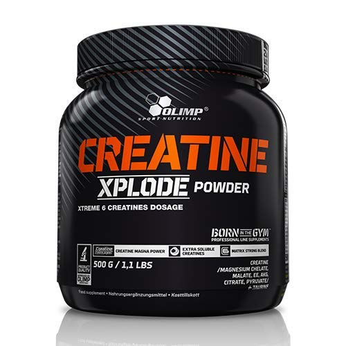 OLIMP CREATINE XPLODE 500 G KREATIN MONOHYDRAT