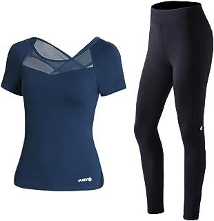 Yoga Wear Women's Beautiful Back Design Sport Suits Sweatsuits Yoga Jogging Tracksuits