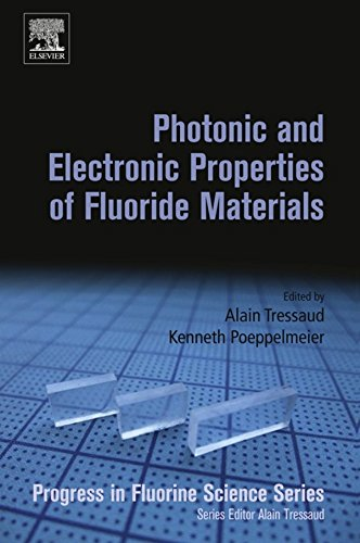 Photonic and Electronic Properties of Fluoride Materials: Progress in Fluorine Science Series (English Edition)