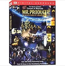 Hey, Mr. Producer! 1998, Region 1,2,3,4,5,6 Compatible DVD by Julie Andrews