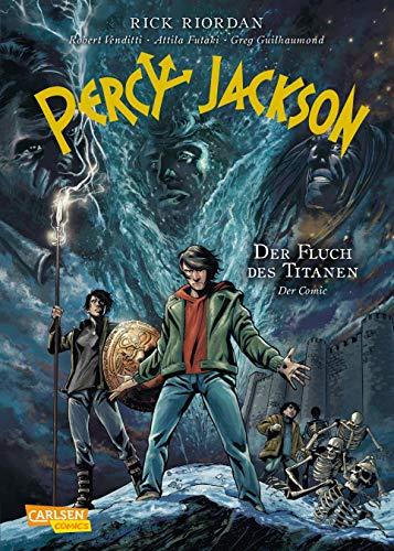 Percy Jackson (Comic) 3: Der Fluch des Titanen (3)