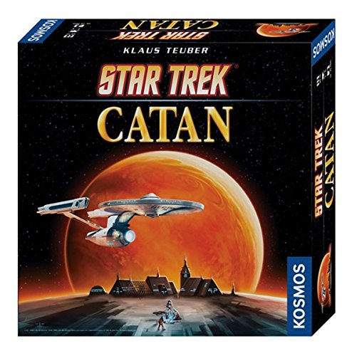 Kosmos 694814 - Star Trek Catan