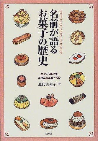名前が語るお菓子の歴史