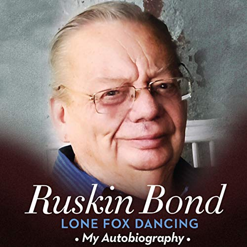 Lone Fox Dancing audiobook cover art