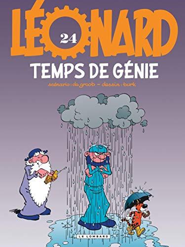 Léonard, tome 24 : Temps de génie