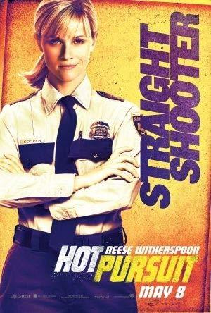 HOT Pursuit – Reese Witherspoon – Film Poster Plakat Drucken Bild - 43.2 x 60.7cm Größe Grösse Filmplakat