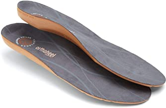 Vionic Unisex Full-Length Supportive Relief Orthotic Shoe Insole - Comfort, Cushion, Arch Support, Heel Pain Relief, Plantar Fasciitis, Medium (Women's Shoe Size: 8.5- 10 / Men's Shoe Size: 7.5 -9)
