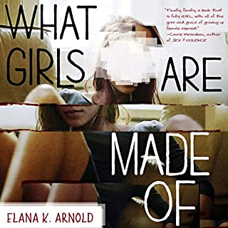 What Girls Are Made Of cover art