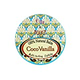 Figs & Rouge: Lip, Face, Hand and Body Balm, Coco Vanilla, Balsam Kokos-Vanille 17 ml