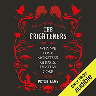 The Frighteners                   By:                                                                                                                                 Peter Laws                               Narrated by:                                                                                                                                 Mark Meadows                      Length: 9 hrs and 8 mins     17 ratings     Overall 4.4