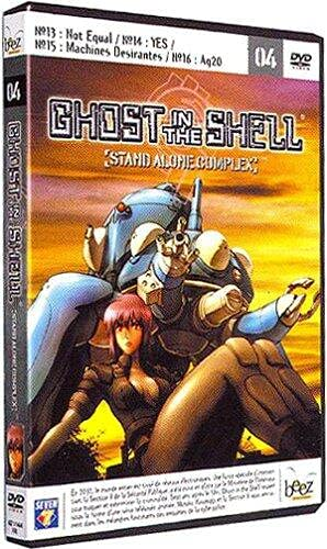 Ghost in The Shell-Stand Alone Complex : Vol. 4
