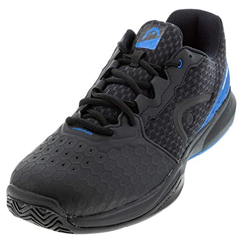 Head Revolt Team 3.5, Zapatillas de Tenis Hombre, Gris (Anthracite/Royal Blue Aero),...