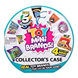 5 Surprise Toy Mini Brands Collector's Case - Store & Display 30 Minis with 4 Exclusive Minis Included by ZURU