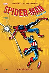 Spider-Man Team-up - L'intégrale 1981 (T39) de Jerry Bingham