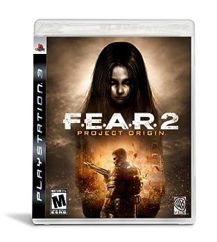 F.E.A.R 2  Project Origin - Playstation 3