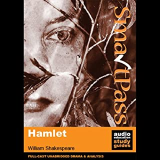 SmartPass Audio Education Study Guide to Hamlet (Dramatised) cover art