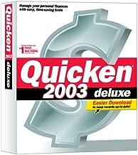Quicken 2003 Deluxe [OLD VERSION]