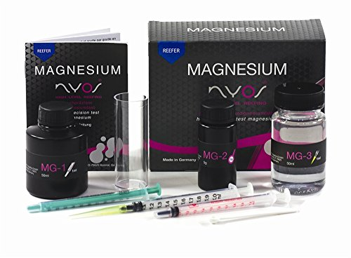 NYOS Magnesium (MG) Reefer Aquarium Test Kit