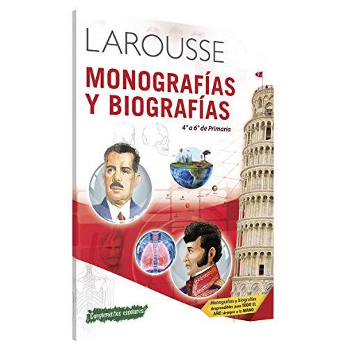 Monografías y Biografías 4-6 Primaria