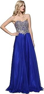 Best royal blue prom dresses for sale Reviews
