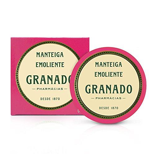 Manteiga Emoliente, Granado, Rosa, 60g