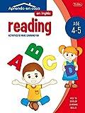 APRENDO EN CASA INGLÉS (4-5 AÑOS): Aprendo En Casa Inglés. Leer. 4 - 5 Años: 1