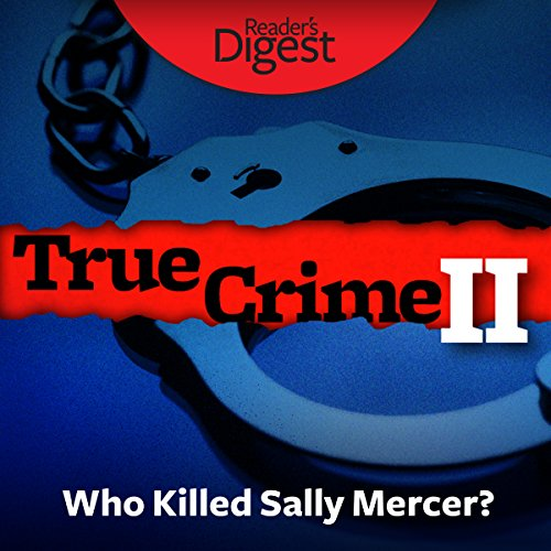 Who Killed Sally Mercer? audiobook cover art