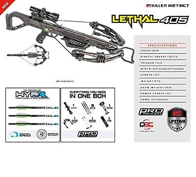 Killer Instinct Lethal 405 Crossbow
