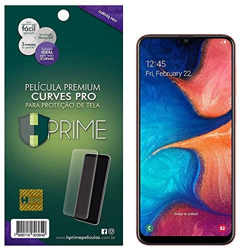 Pelicula HPrime Curves Pro para Samsung Galaxy A20, Hprime, Película Protetora de Tela para Celular, Transparente