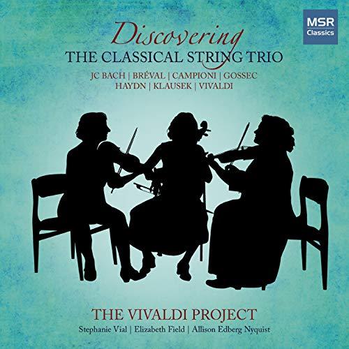 Trio Concertant et Diologué in B-Flat Major, Op. 27, No. 4: III. Presto