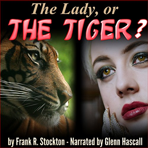 The Lady, or the Tiger? audiobook cover art