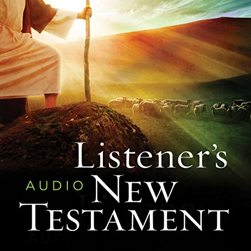 Listener's Audio Bible - King James Version, KJV: New Testament cover art