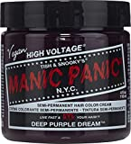 MANIC PANIC CLASSIC DEEP PURPLE DREAM