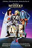 Filmposter Beetlejuice, Michael Keaton, rahmenlos, 30 x 46