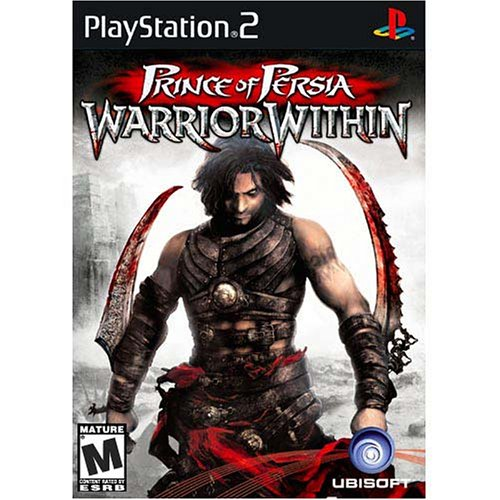 Prince of Persia Warrior Within – PlayStation 2 – Standard Edition