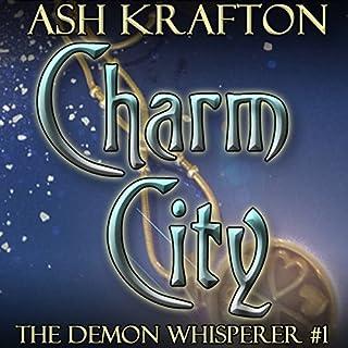 Charm City audiobook cover art