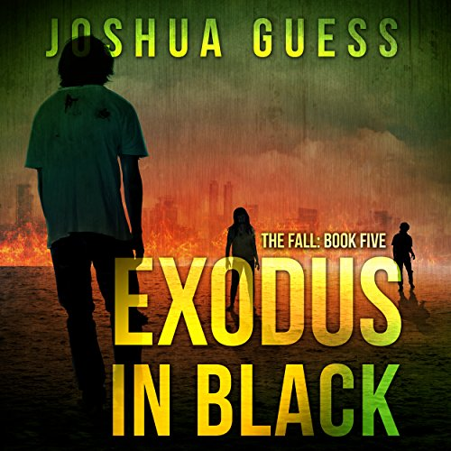 Exodus in Black audiobook cover art