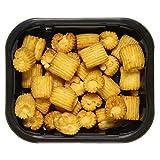 Snaqs 90293 Bundle misto di snack di cracker di riso - 6x Sushi Peanut Butter, 2x Happy Cracker Red Mexican, 2x Happy Cracker Oriental