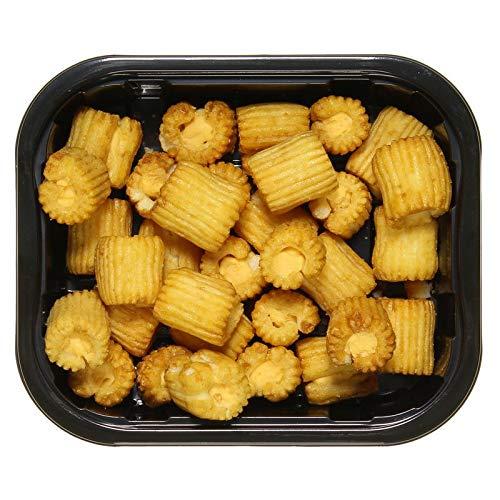 Snaqs 90293 Snacks salados - alimentos deshidratados - Paquete mixto de snacks de galletas de arroz - 6x Sushi Peanut Butter, 2x Happy Cracker Red Mexican, 2x Happy Cracker Oriental