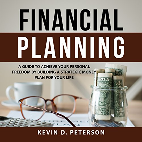 Financial Planning audiobook cover art