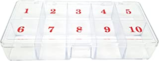 Best acrylic nail storage box Reviews