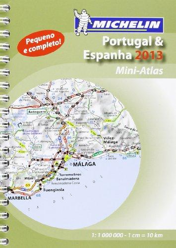 Mini Atlas Portugal & Espanha 2013