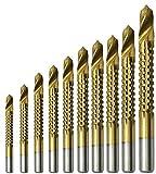 MEETOZ 4241 - Broca para sierra (acero rápido,...
