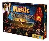 Hasbro Gaming Risk - El señor de los Anillos, juego de mesa (versión en inglés) (20060)