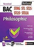 Philosophie - Terminale STMG-ST2S-STI2D-STD2A-STL - Bac 2020